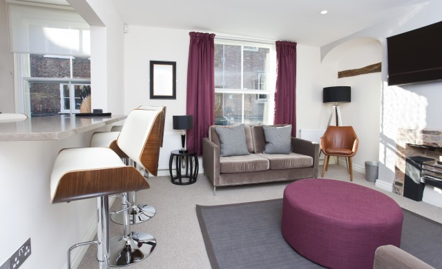 THE BARBICAN, APARTMENT 1 : Main property image