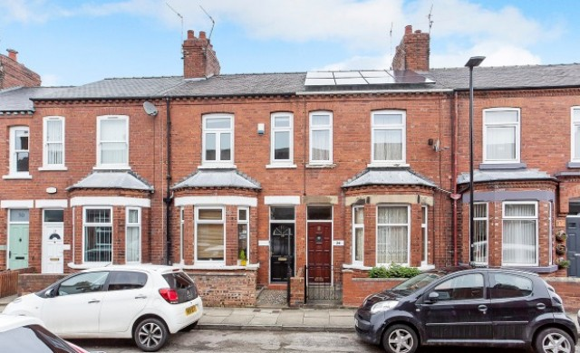 Garth Terrace, York, YO30 : Main property image